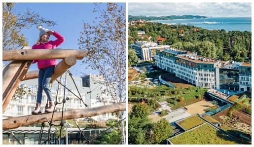 Hotele dla rodzin z dziećmi w Polsce radisson blu hotel sopot
