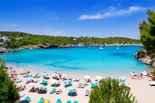 Ibiza Hiszpania - popularne wyspy
