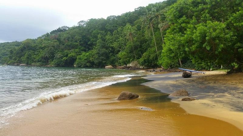Ihla Grande plaże Brazylia opinie z dzieckiem