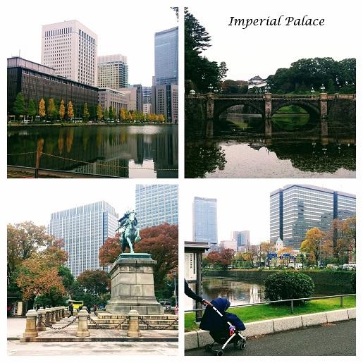 Imperial Palace Pałac Cesarski Tokyo zwiedzanie atrakcje
