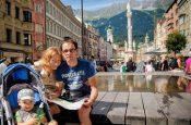 Innsbruck Główna ulica