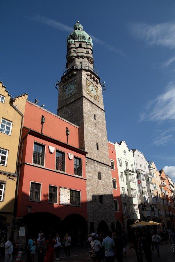 Innsbruck wieża