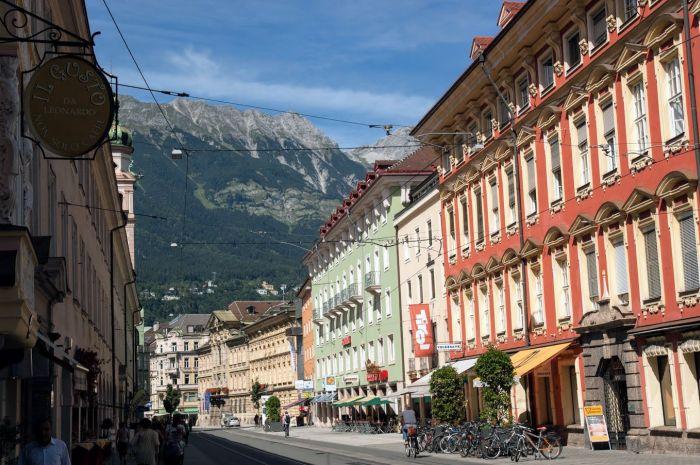 Innsbruck Atrakcje Latem Wattens świat Swarovskiego Opinie