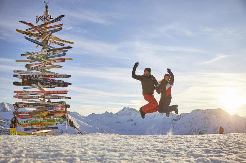 Ischgl-ośrodki narciarskie - Austria