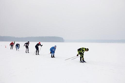 Jabłoń Lake trasy biegowe opinie Mazury Warmia gdzie na biegówki