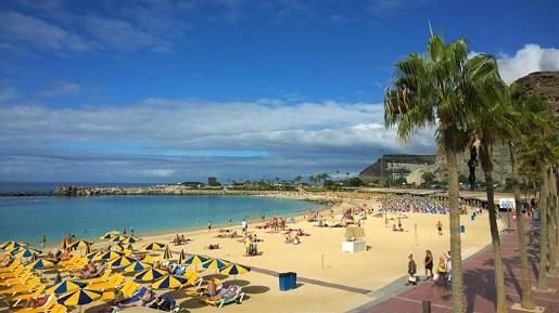 Jaka Wyspa w Hiszpanii na urlop - Gran Canaria