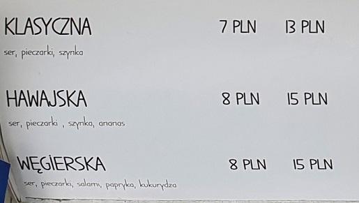 Jedzenie nad morzem ceny restauracje nad Bałtykiem