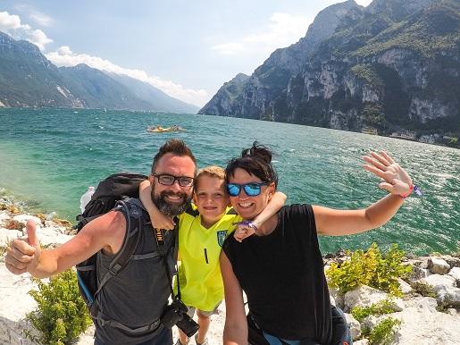 Jezioro Garda we Włoszech - jaki kemping wybrać z dzieckiem