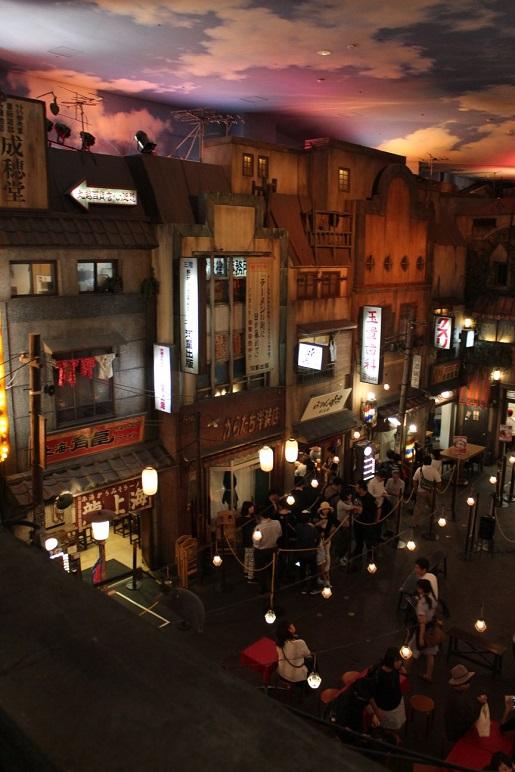 Jokohama - Muzeum Ramenu -atrakcje dla dzieci Japonia