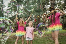 Julinek atrakcje Leszno Mazowsze z dzieckiem park rozrywki opinie