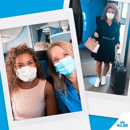 Kampania KLM - Opowiedz o swojej podrozy dzieckowpodrozy