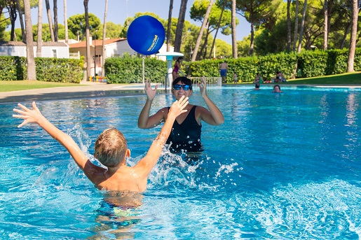 Kemping Interpals w Hiszpanii opinie Vacansoleil baseny