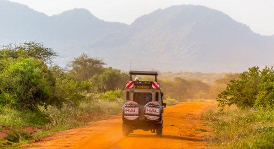 Kenia zimą z dzieckiem safari opinie