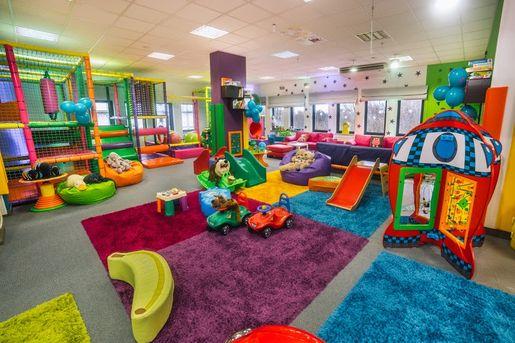 Bydgoszcz najlepsze sale zabaw dla dzieci