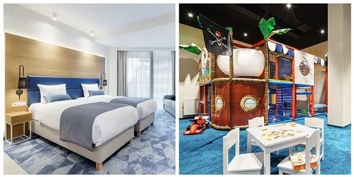 Kołobrzeg Sylwester oferty apartamenty z atrakcjami dla dzieci cena