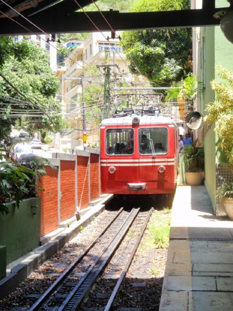 Kolejka Corcovado Rio atrakcje