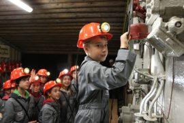 Kopalnia Soli Wieliczka Trasa górnicza z dziećmi opinie zwiedzanie