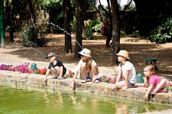 Andaluzja Kordoba rodzinne atrakcje