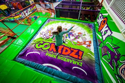 Kraków sala zabaw najlepsza dla dzieci