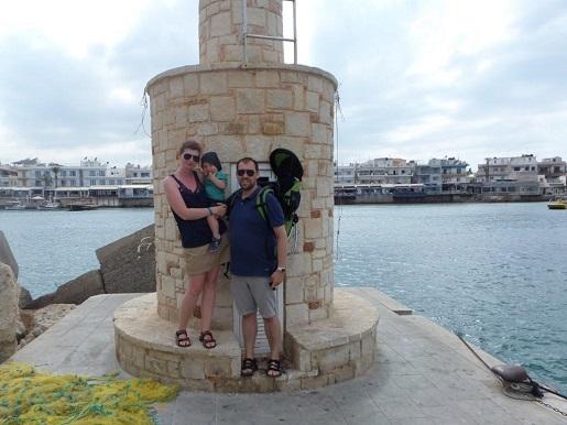 Wakacje Kreta zwiedzanie z małym dzieckiem opinie