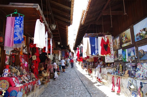 Kruja Albania atrakcje zwiedzanie z dziećmi opinie
