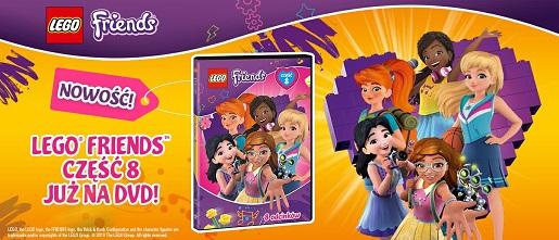 LEGO FRIENDS 8 bajka odcinki nowe online