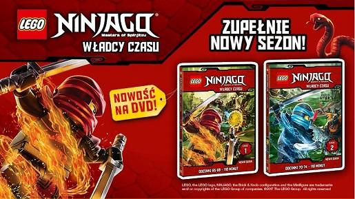 Lego Ninjago Film Online Dvd Władcy Czasu