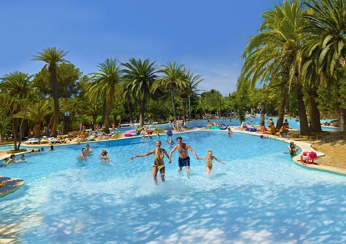 kemping z aquaparkiem dla dzieci La Torre del Sol opinie Hiszpania Costa Dorada