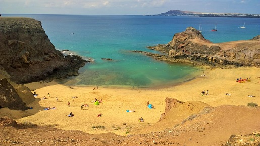 Lanzarote Wyspy Hiszpani - którą wybrać na wakacje - 2019