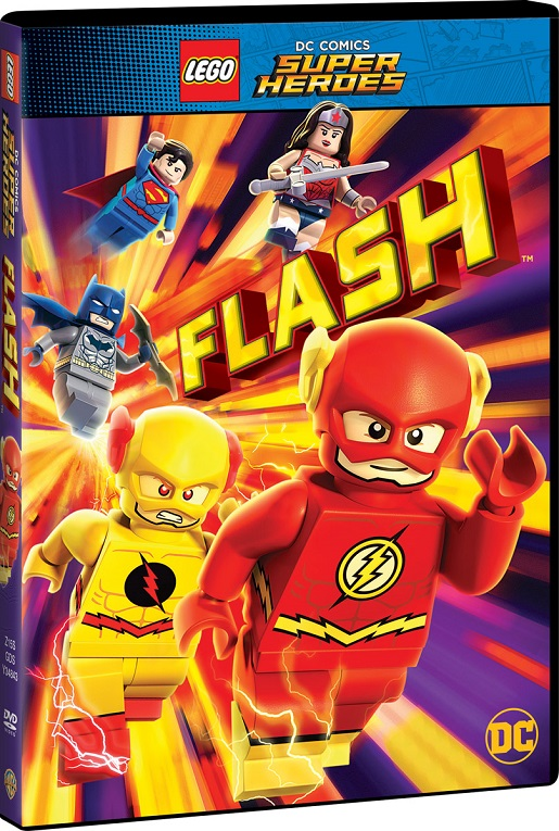Lego DC SuperHeroes Flash film
