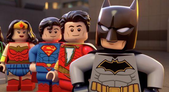 Lego Shazam bajka online czary mary i potwory 1