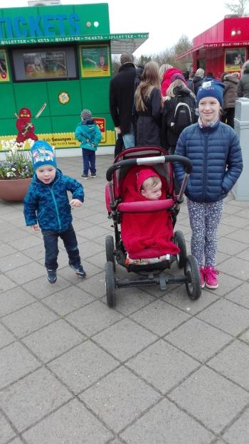 rodzinne wczasy za granicą Legoland Dania