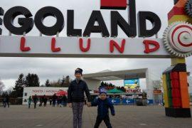 atrakcje dla dzieci Legoland Billund Dania