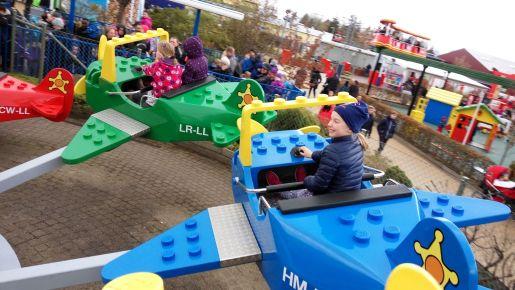 Legoland Billund wczasy z dzieckiem opinie