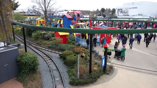 Legoland Dania atrakcje opinie