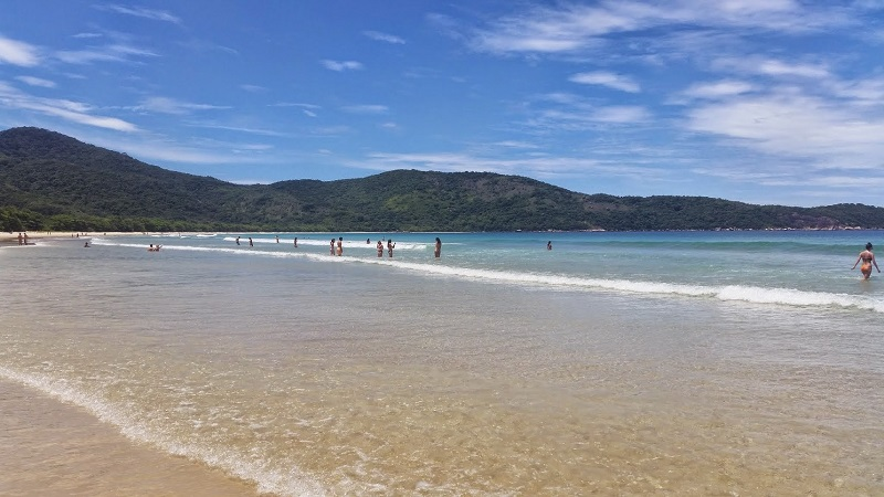 Lopes Mendes najpiękniejsza plaża Brazylia opinie