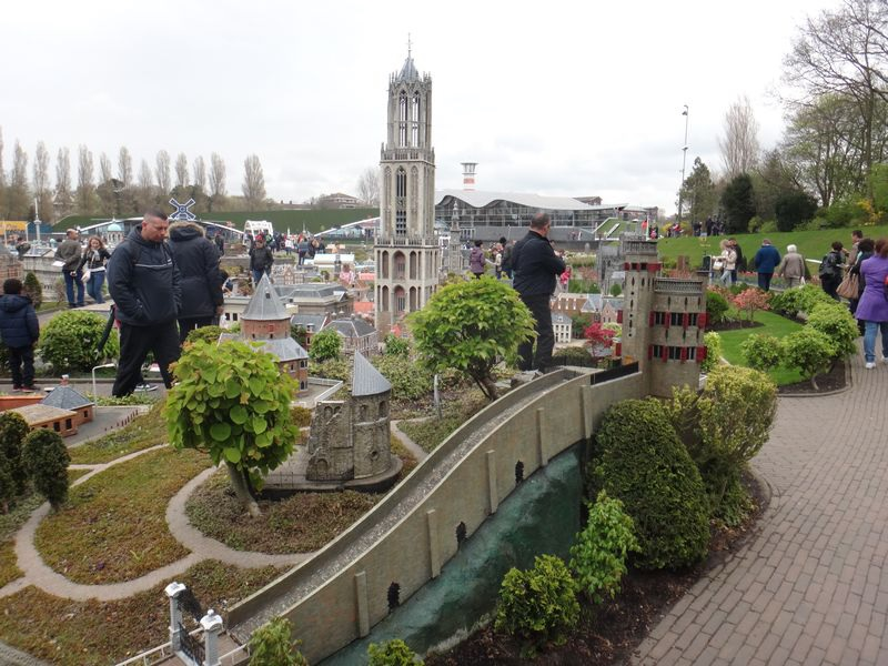 MADURODAM Holandia ceny atrakcje opinie