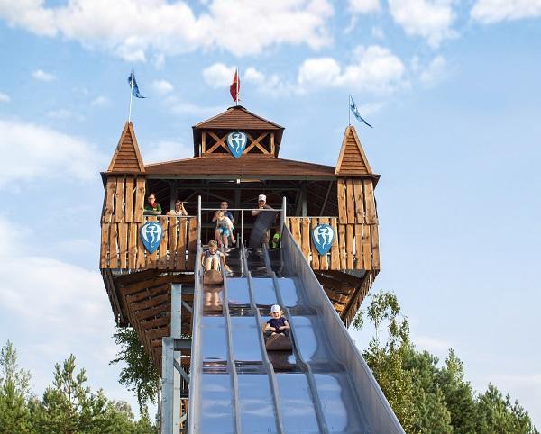 Magiczne Ogrody Krasnoludzka Wieza Prob