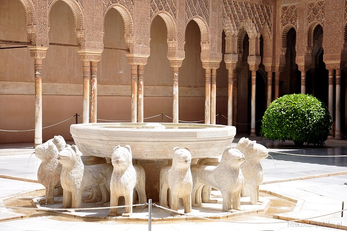 Malaga Alhambra atrakcje zwiedzanie Andaluzji opinie
