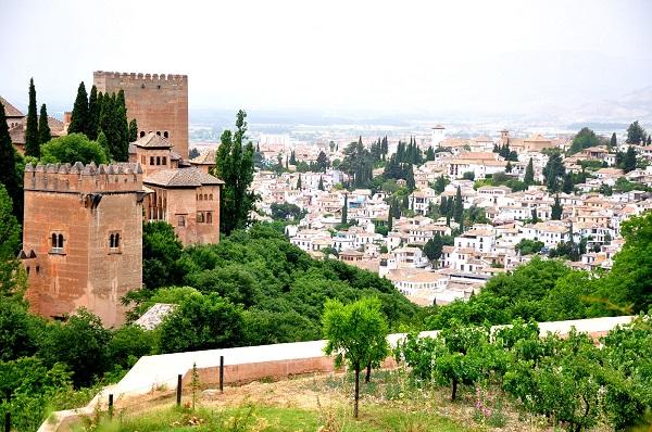 Andaluzja zwiedzanie opinie atrakcje Hiszpania