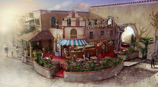 Mandoria Miasto Przygód park rozrywki Rzgów opinie