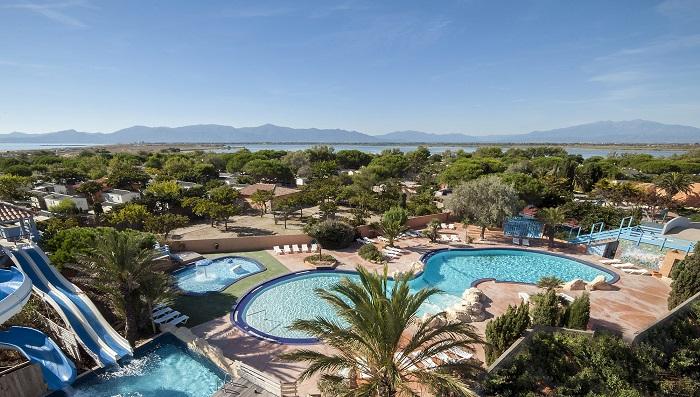 kemping z aquaparkiem Langwedocja Francja oferty