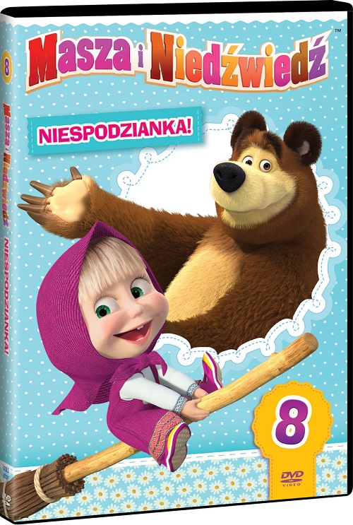 Masza i Niedźwiedź część 8 bajka