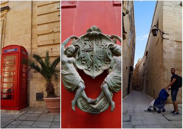 Mdina Malta zwiedzanie z dzieckiem opinie