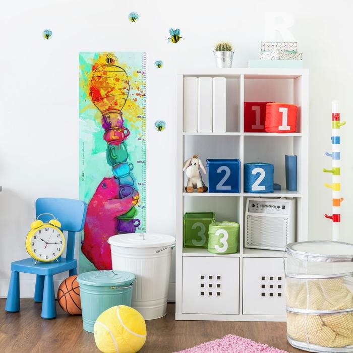 Miarki wzrostu naklejki dla dzieci sklep Bobom (3)