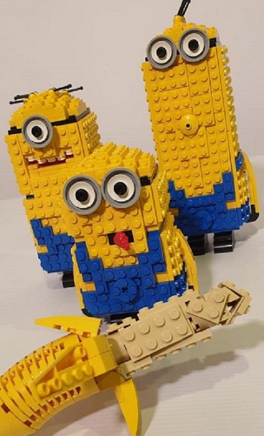 Minionki najwieksza wystawa klocków lego lublin atrakcje opinie