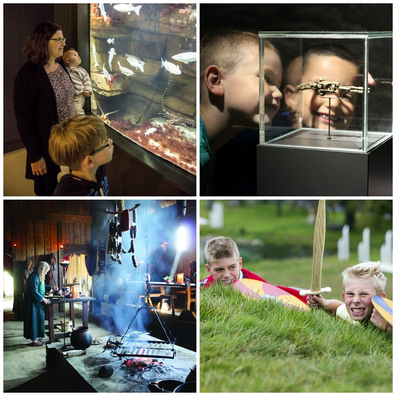 Muzea dla dzieci Dania atrakcje wakacje
