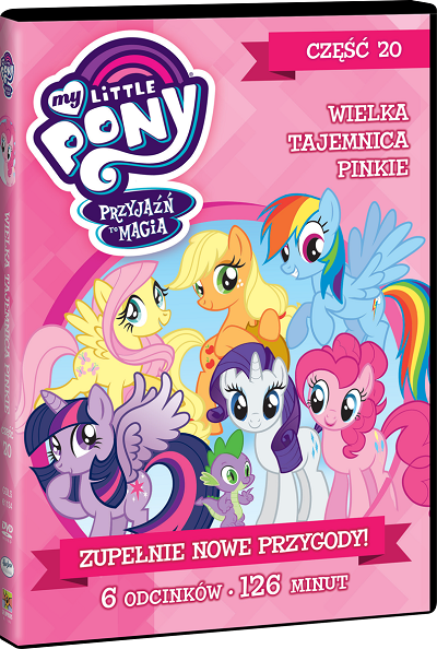 My Little Pony film online DVD część 20