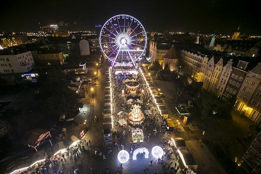 Najlepsze Jarmarki Bożonarodzeniowe w Polsce świąteczne opinie gdzie