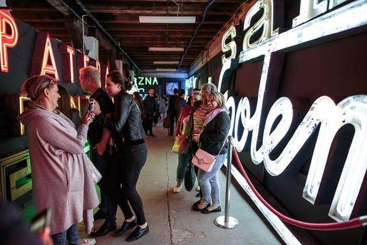 Warszawa Neon Muzeum opinie ceny